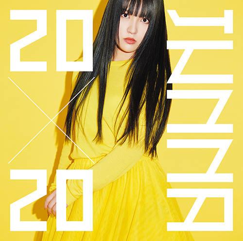 アルバム『20×20』【通常盤】(CD)