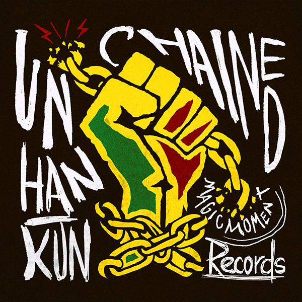 アルバム『UNCHAINED』【通常盤】(CD)