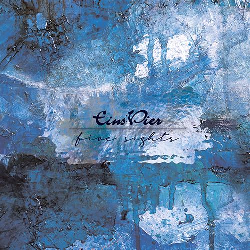 ミニアルバム『five sights』【通常盤】(CD)