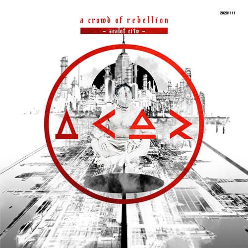アルバム『Zealot City』【初回限定盤】(CD+DVD)/【通常盤】(CD)
