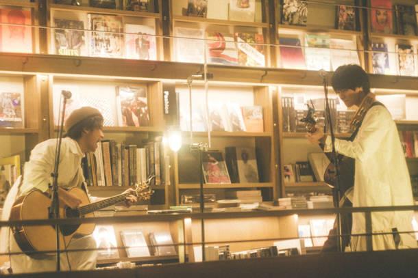 11月14日(土) @配信ライブ『#シブツタしめじ 最終出菌!? おはようライブpresented by SHIBUYA TSUTAYA』』 photo by  鈴木友莉