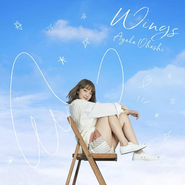 アルバム『WINGS』【通常盤】(CD)
