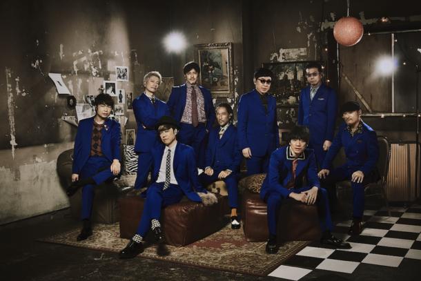 東京スカパラダイスオーケストラ (C)Sony Music Artists