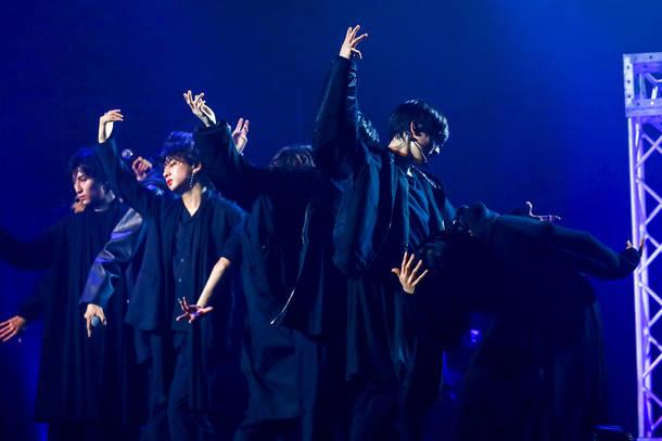 SUPER★DRAGON Photo by 笹森健一