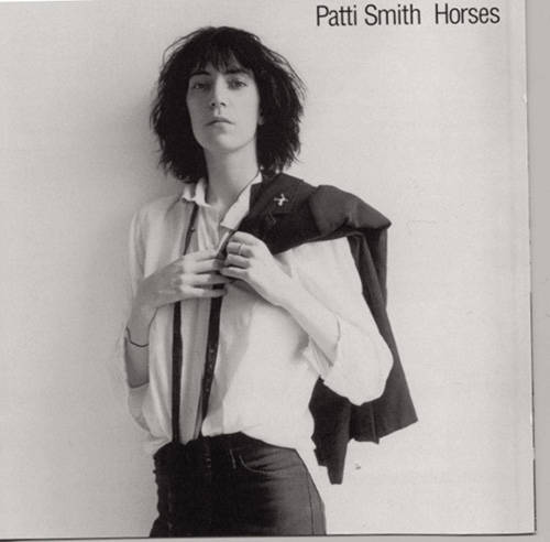 「Gloria」収録アルバム『Horses』/Patti Smith