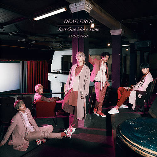 シングル「DEAD DROP/Just One More Time」【初回限定盤B】(CD)