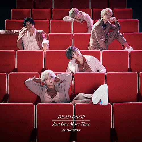 シングル「DEAD DROP/Just One More Time」【通常盤】(CD)