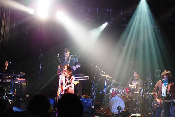 ワンマンライブ『The sugar』東京・WWW公演