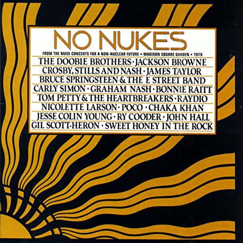 『NO NUKES - The MUSE Concerts For A Non-Nuclear Future』('79)/V.A.