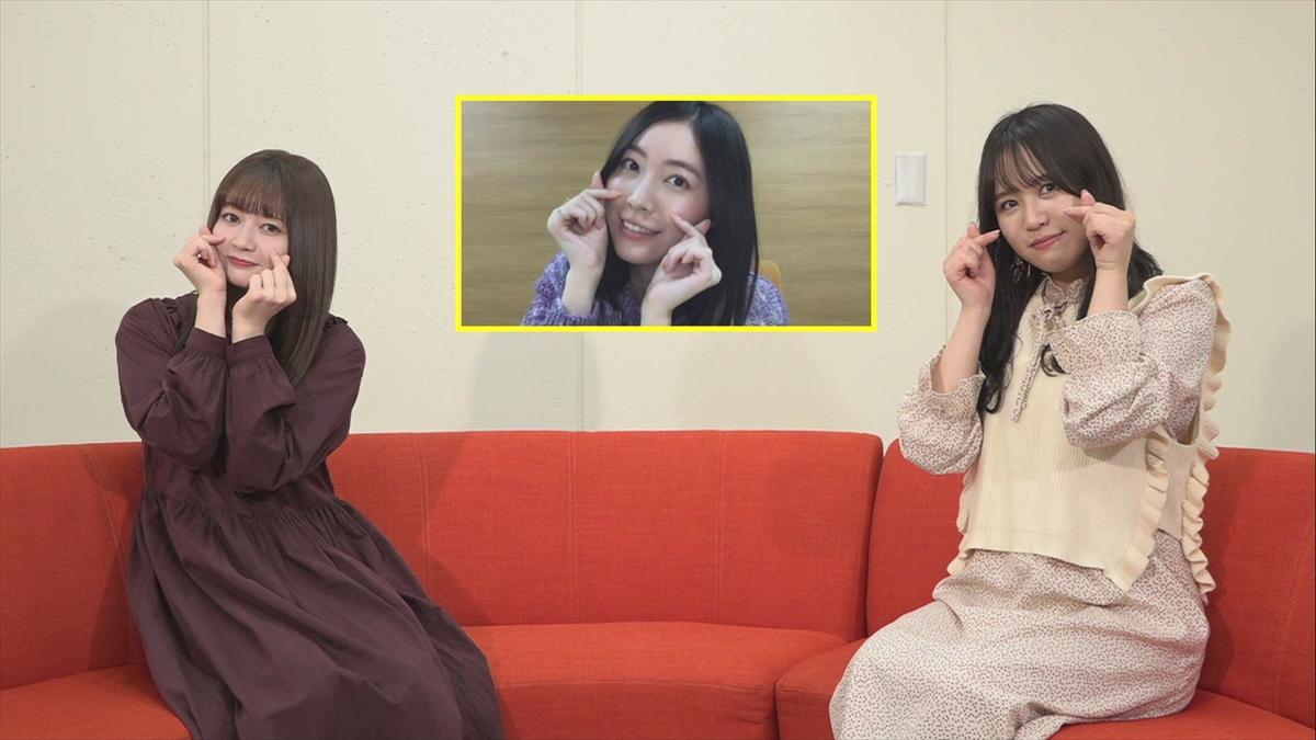 左から 江籠裕奈、松井珠理奈、福士奈央 ©2020 Zest,Inc.