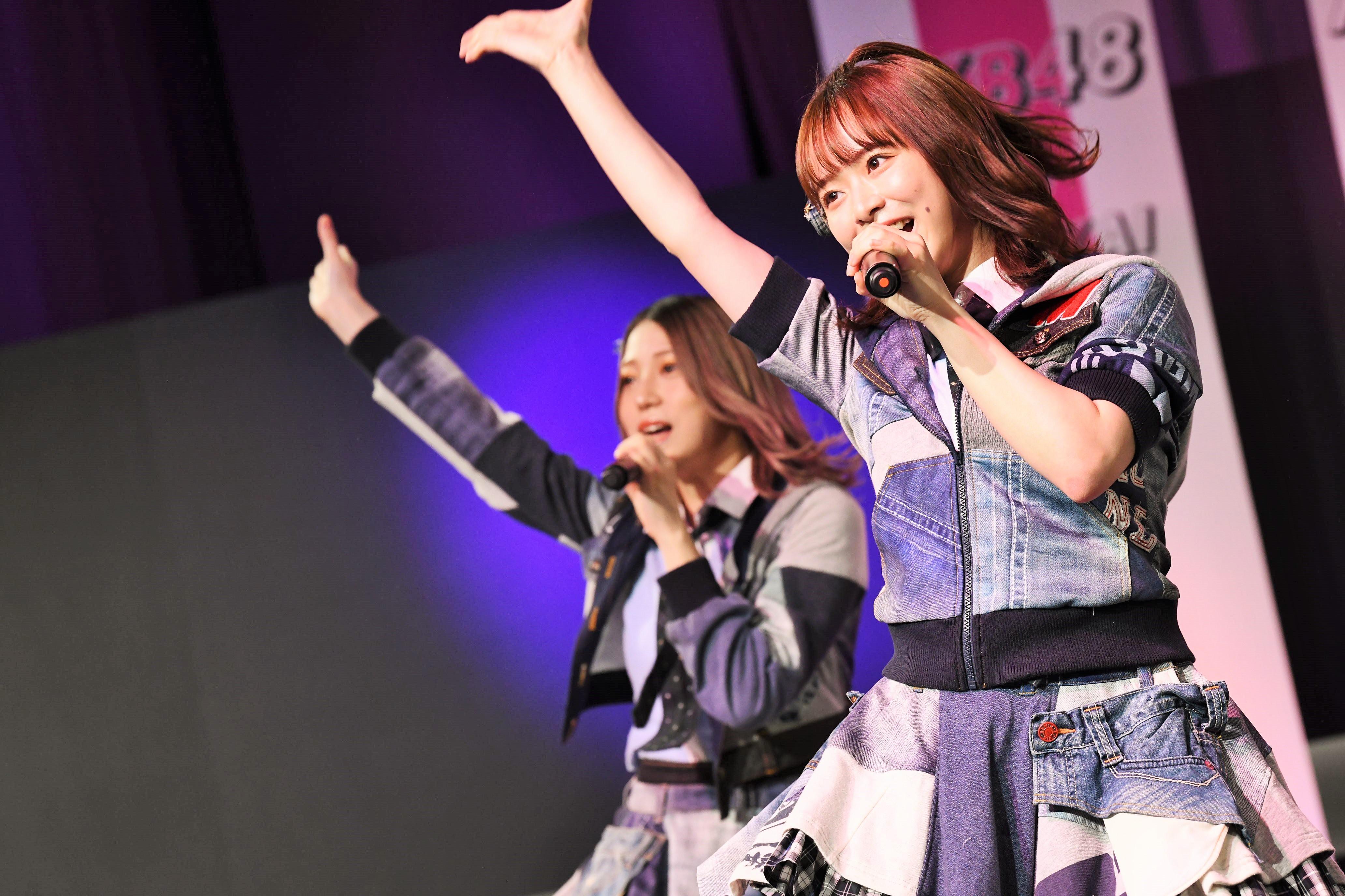 チームK倉野尾成美  (C) AKB48