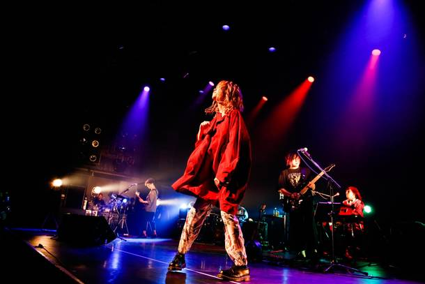11月23日@TSUTAYA O-EAST