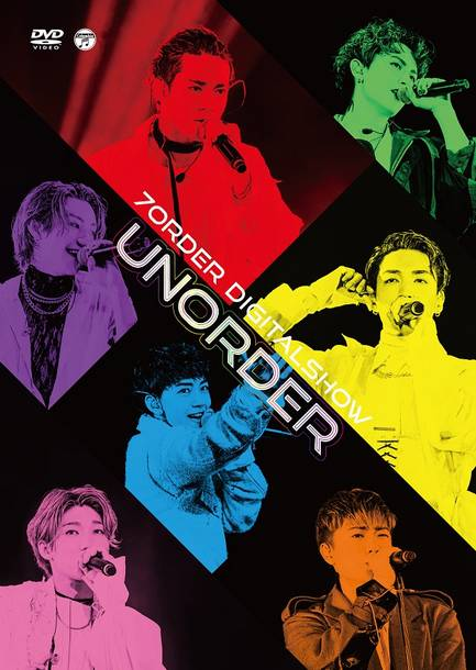 ライブBlu-ray&DVD『UNORDER』【初回限定盤】(Blu-ray)