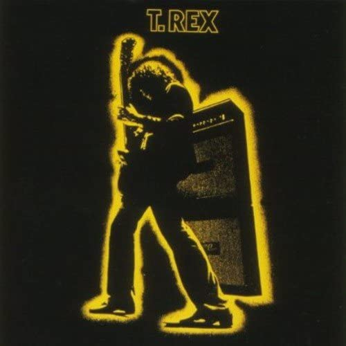 『The Electric Warrior』('71)/T. Rex