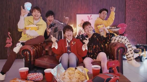 「SHAKE!SHAKE!SHAKE!」MV