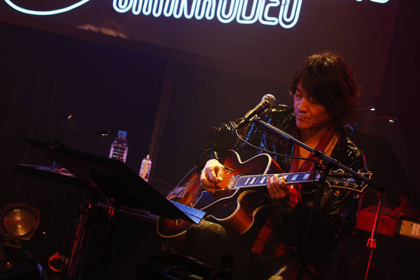"『GRANRODEO Live Session ""Rodeo Note"" vol.1』 Photo by キセキミチコ"