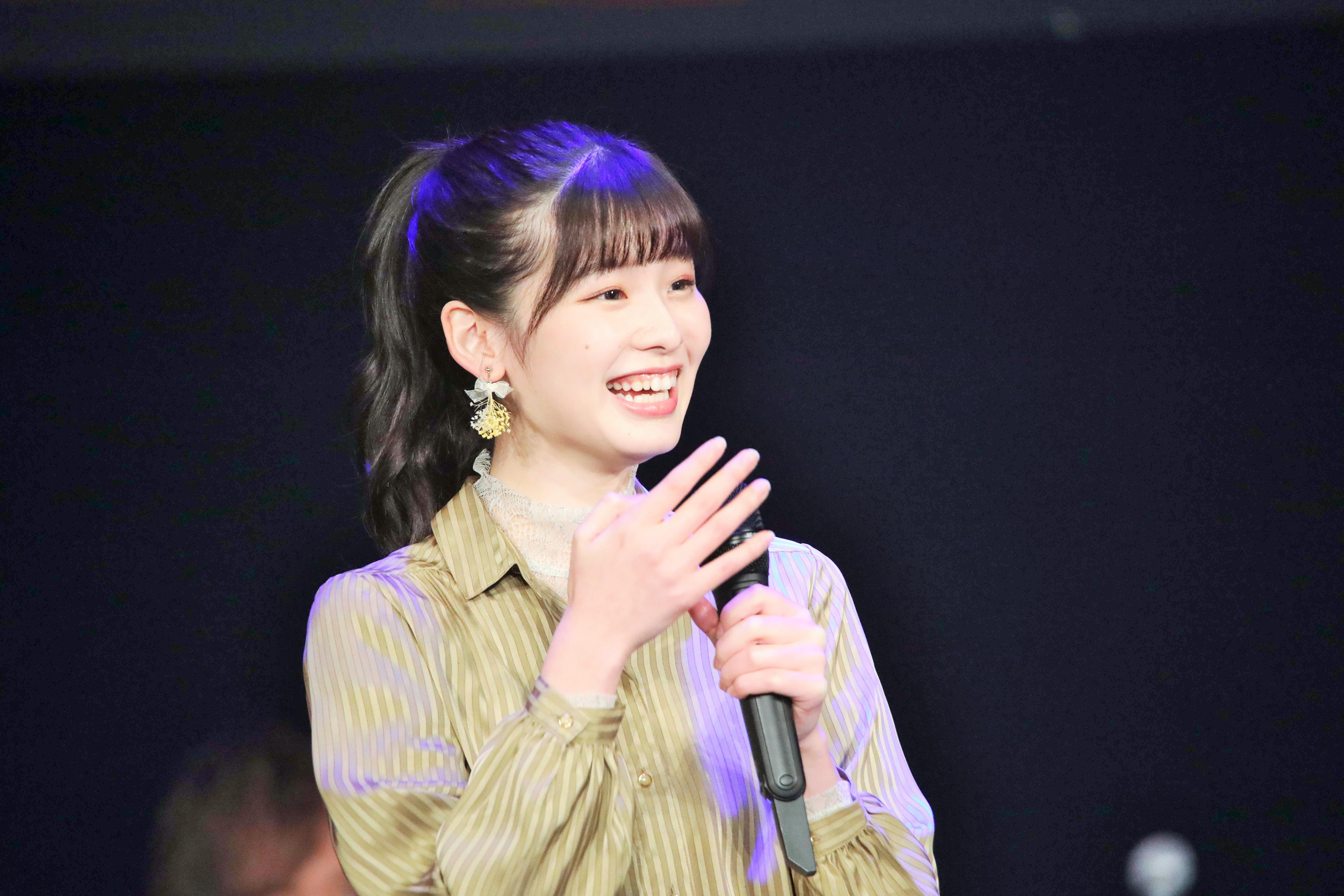 AKB48歌唱力No1決定戦での浅井七海