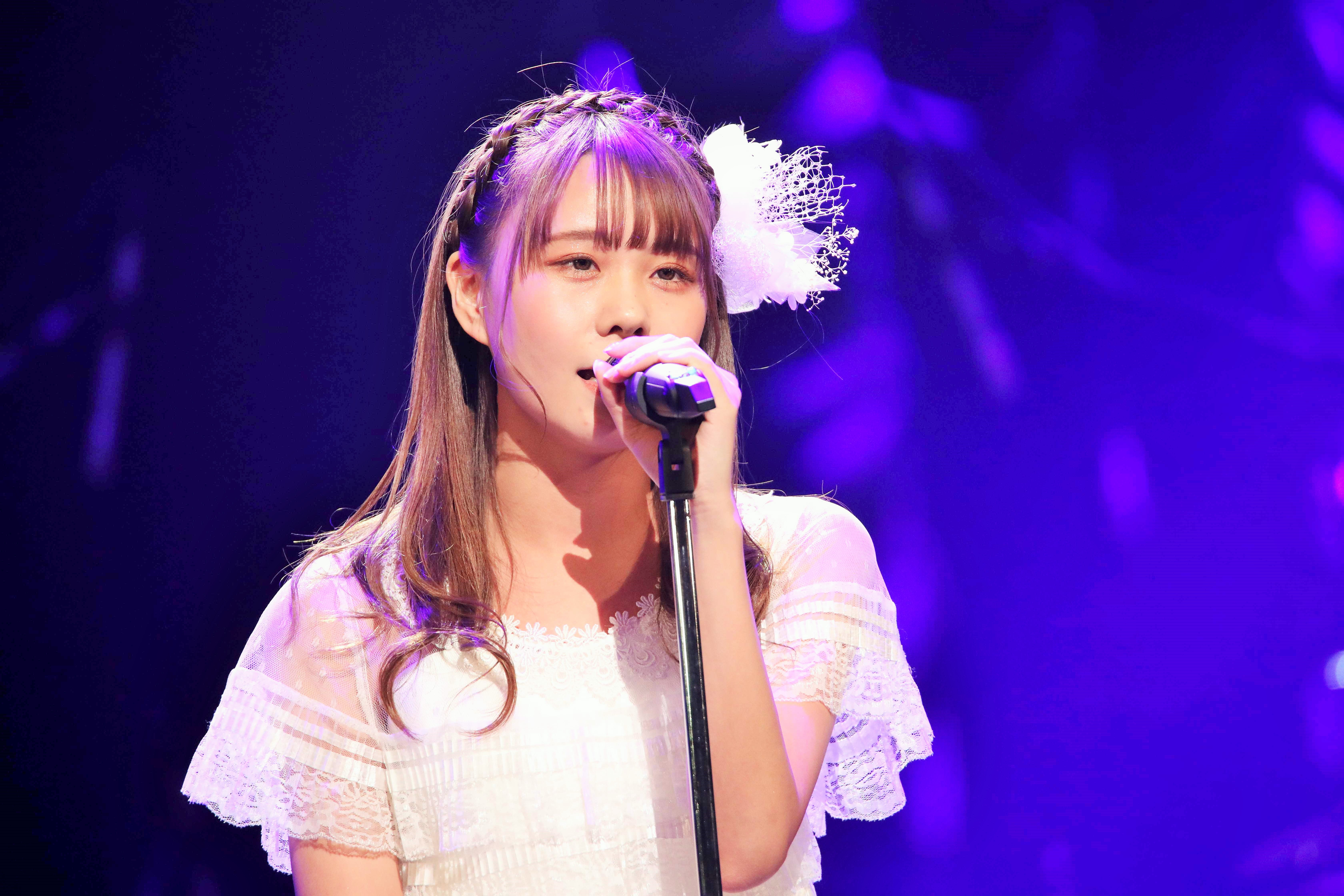 AKB48歌唱力No1決定戦での立仙愛理