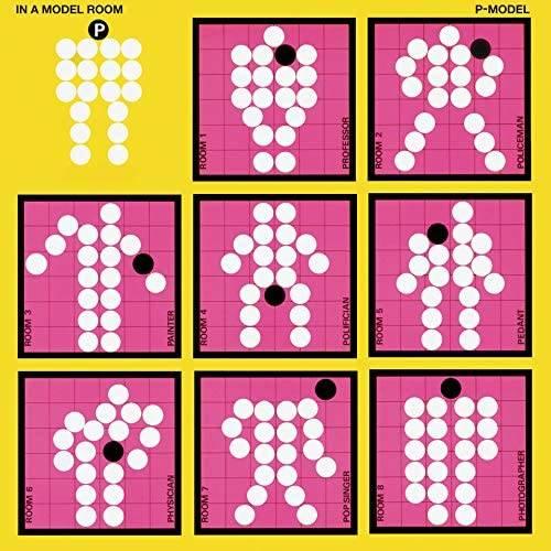 『IN A MODEL ROOM』('79)/P-MODEL