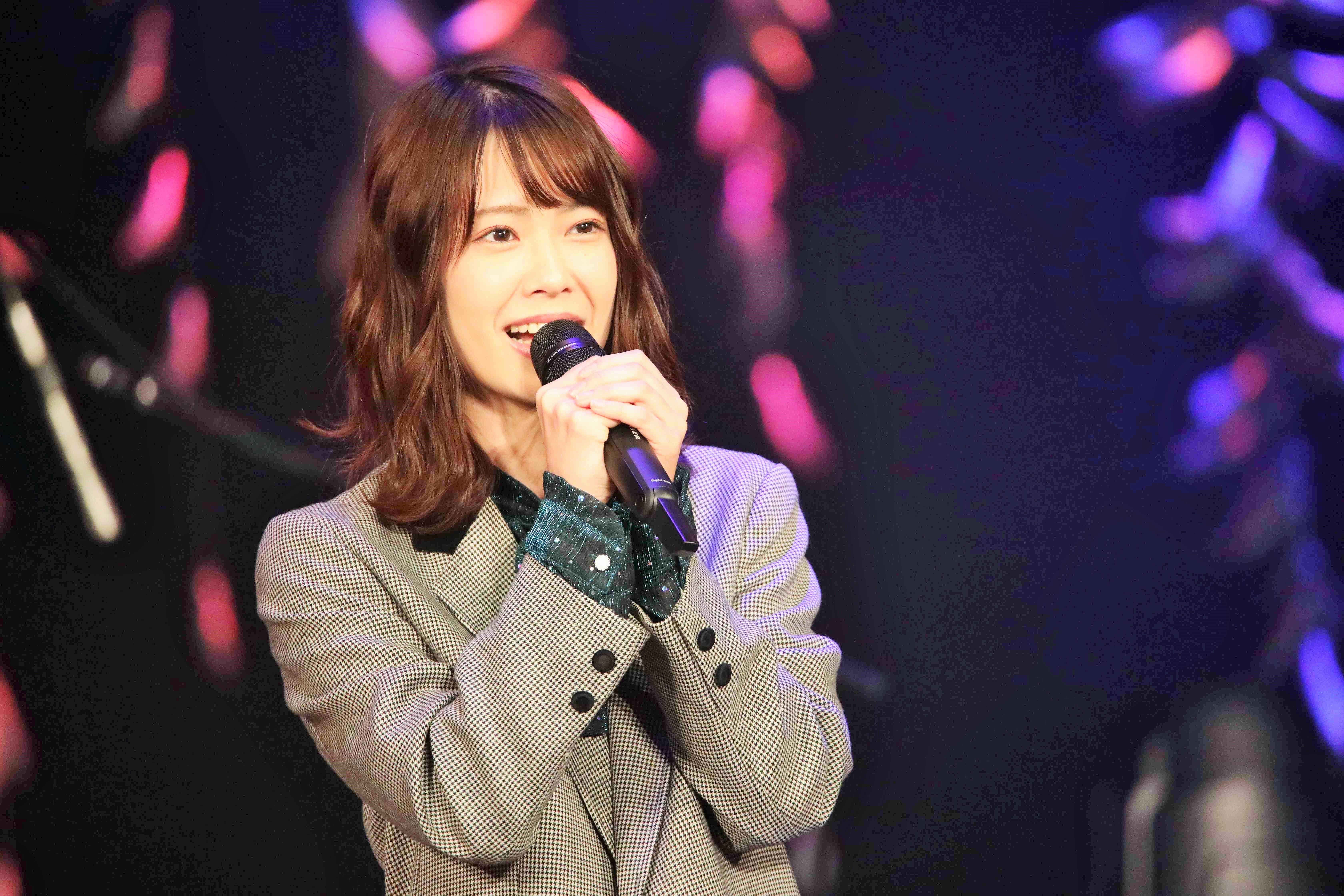 AKB48歌唱力No1決定戦での小田えりな