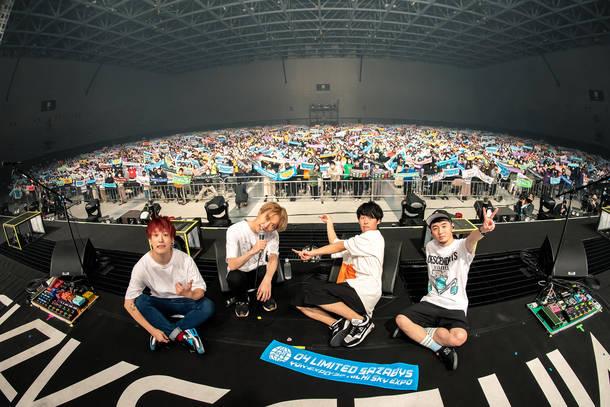 2020年11月28日 at 愛知・Aichi Sky Expo(愛知県国際展示場)(撮影:ヤオタケシ)