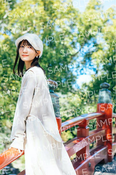 Aeri Ejima 10th Anniversary Book 『memorial.』A2サイズパネル