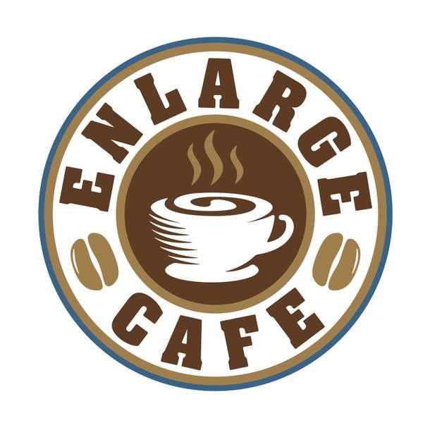 『ENLARGE CAFE』