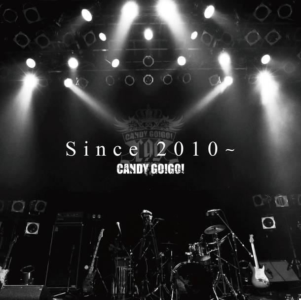 シングル「Since 2010~」【TYPE B】(CD)