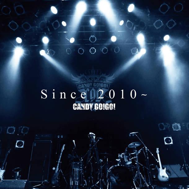 シングル「Since 2010~」【TYPE A】(CD)