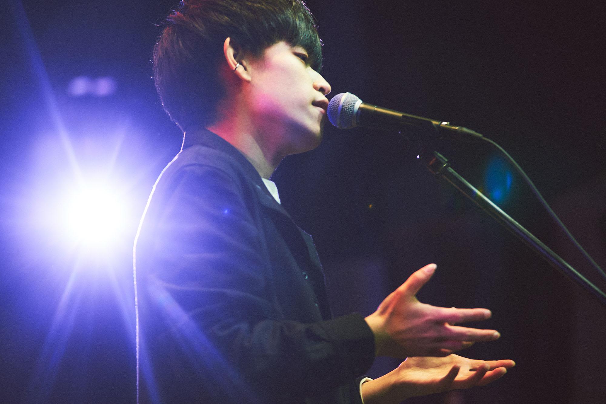 Tani Yuuki/PHOTO:YURIE PEPE