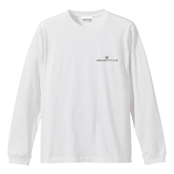 ロングスリーブTシャツ(表)