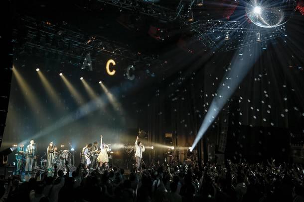 『Awesome Talks -One Man Show 2020-』2020年12月10日(木) at 東京・新木場STUDIO COAST(Photo by 安藤未優)