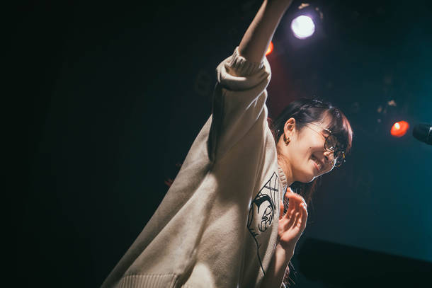 リリースパーティー『上々々』 2020年12月13日(日) at 東京・下北沢 BASEMENTBAR(撮影:Kazma Kobayashi)
