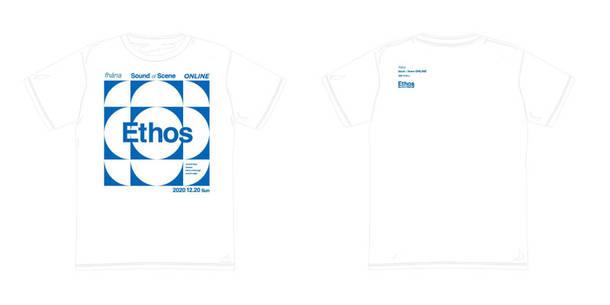 『Ethos』T-shirts (White)
