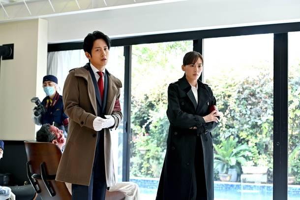 TBS日曜劇場 『天国と地獄 ~サイコな2人~』場面写真
