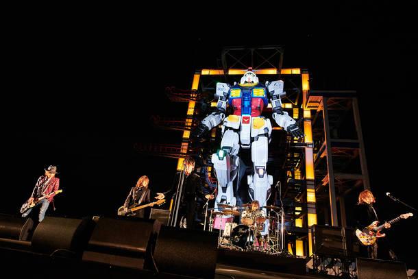 12月18日(金)、『GUNDAM FACTORY YOKOHAMA』オープニングセレモニー