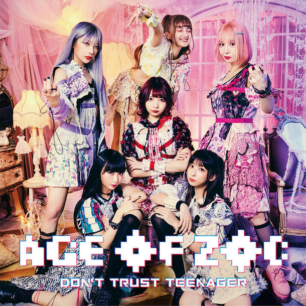 シングル「AGE OF ZOC/DON'T TRUST TEENAGER」【CD Only(スマプラ対応)】