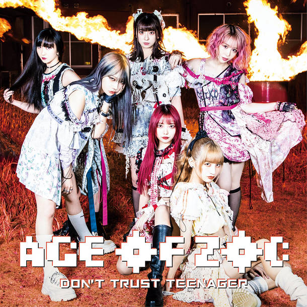 シングル「AGE OF ZOC/DON'T TRUST TEENAGER」【CD+DVD(スマプラ対応)】