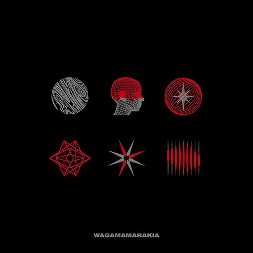 「SURVIVE」収録アルバム『WAGAMAMA RAKIA』/我儘ラキア