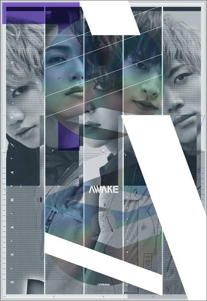 アルバム『AWAKE』【5周年記念!豪華スペシャルBOX】(2CD+2BD)