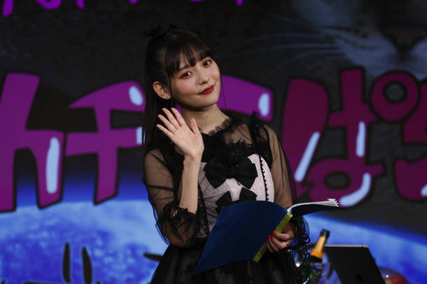 2020年12月19日 at 配信ライヴ(撮影:鈴木健太)