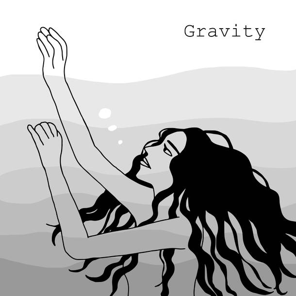 配信シングル「Gravity」