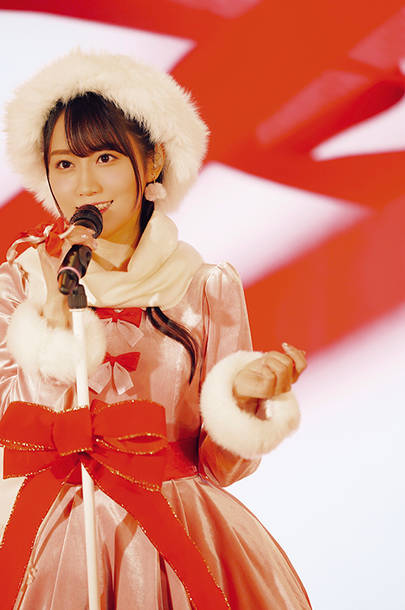 12月24日(木)@配信ライブ『小倉 唯 ONLINE クリスマス ライブ 2020 ~Winter Twinkle Magic~』