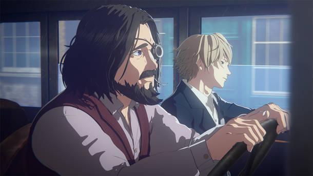 TVアニメ『Levius レビウス』第一話
