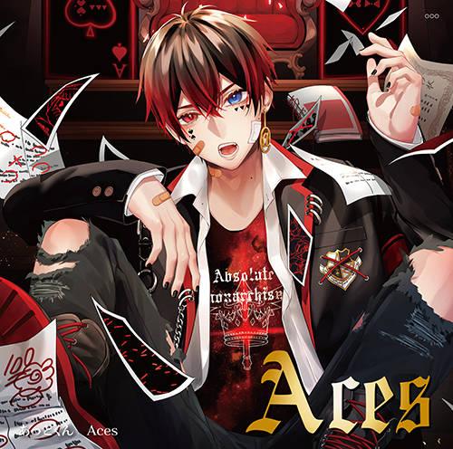 ミニアルバム『Aces』【初回限定盤A】