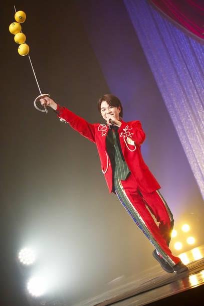 12月26日(土)@オンラインライブ『SWEET CHRISTMAS ~GO GO 2021〜』 photo by  笹森健一、小坂茂雄