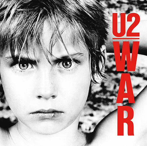 「New Year's Day」収録アルバム『WAR』/U2