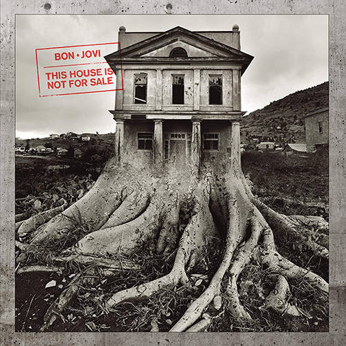 「New Year's Day」収録アルバム『This House Is Not For Sale』/Bon Jovi