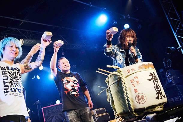 12月30日&31日@『J LIVE 2020 FINAL』 photo by  田辺佳子(KEIKO TANABE)