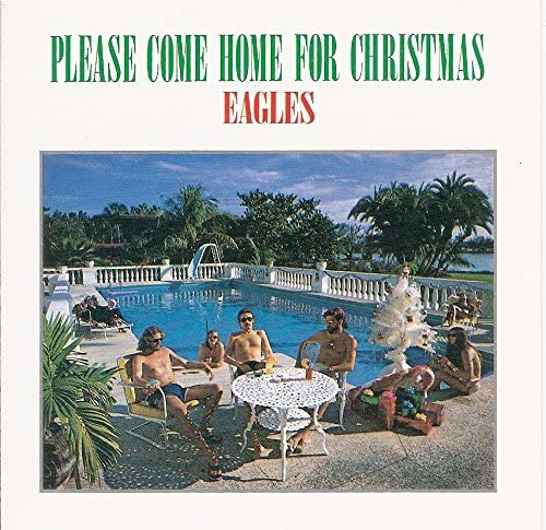 「Funky New Year」収録アルバム『Please Come Home For Christmas』/Eagles
